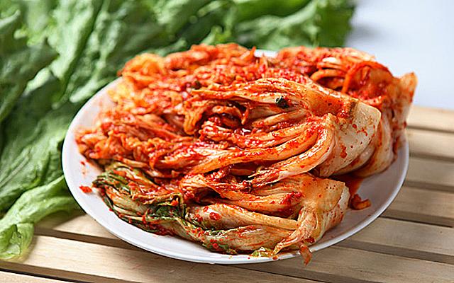 Пекинская капуста по-корейски рецепты